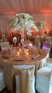 tent wedding centerpiece (2)