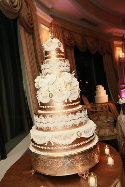 Cake at Oheka