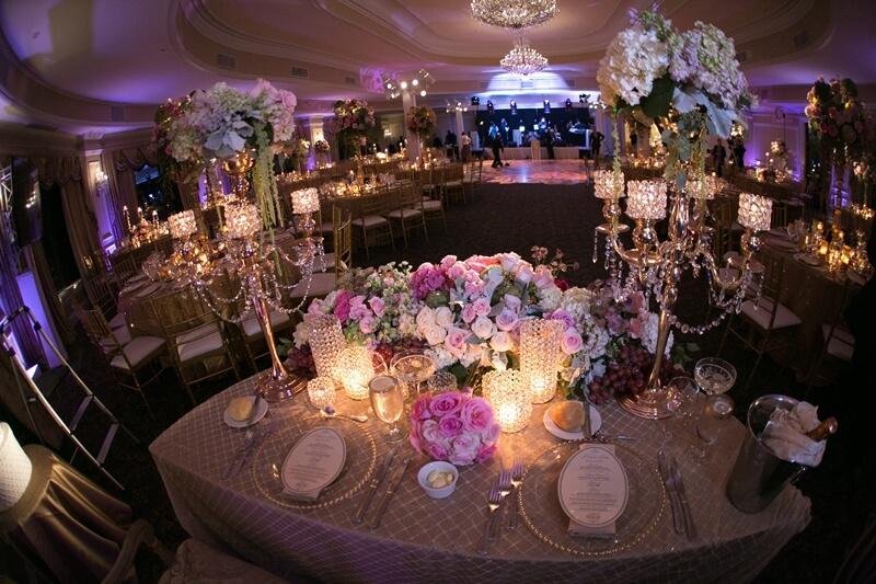 Oheka ballroom