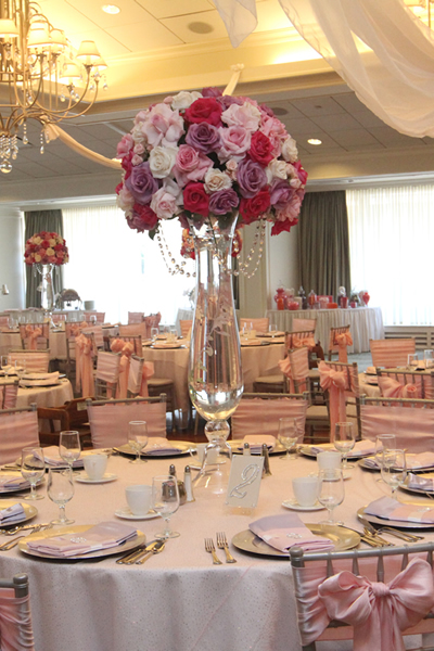 First Birthday party at Long Island NY Country Club