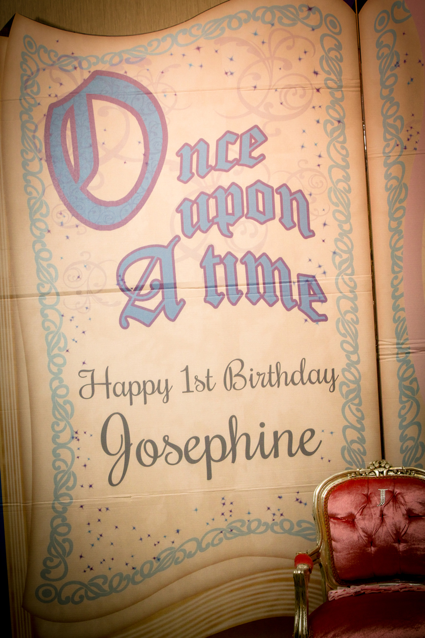 1st birthday sign