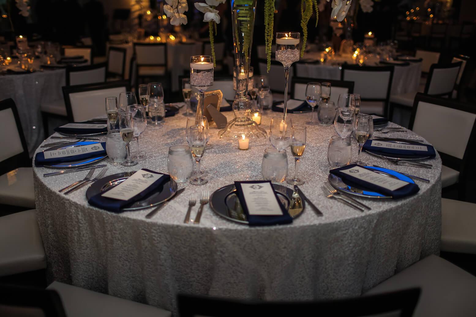 Ballroom Centerpieces Harbor Club at Prime (15)