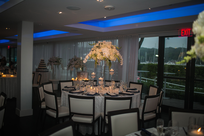 Ballroom Centerpieces Harbor Club at Prime (8)