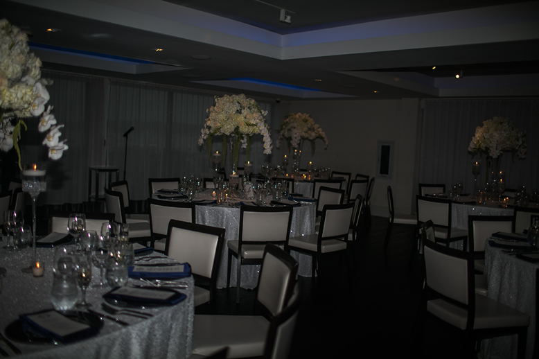 Ballroom Harbor Club