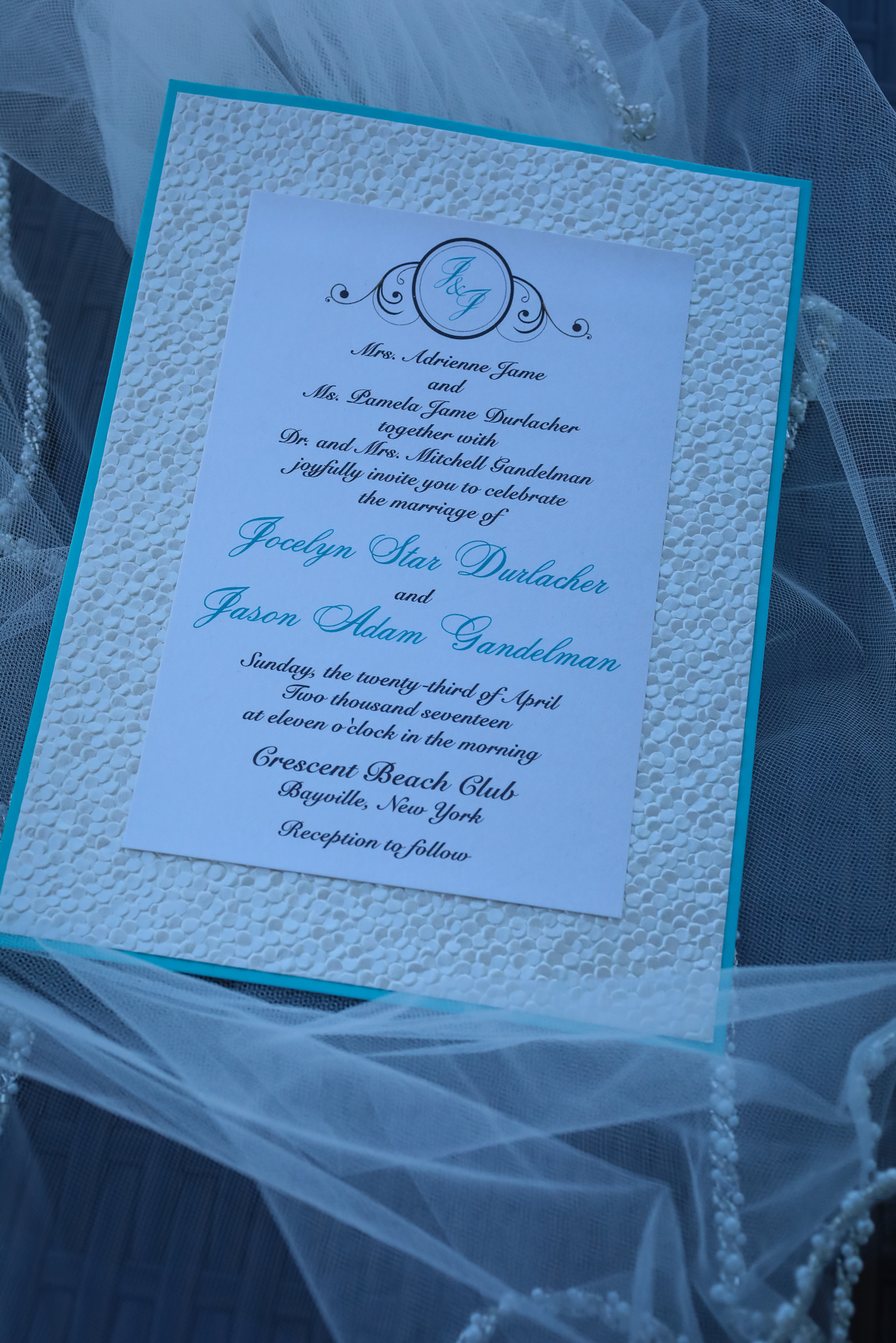 Pebble Paper Invitation Crescent Beach Club (1)