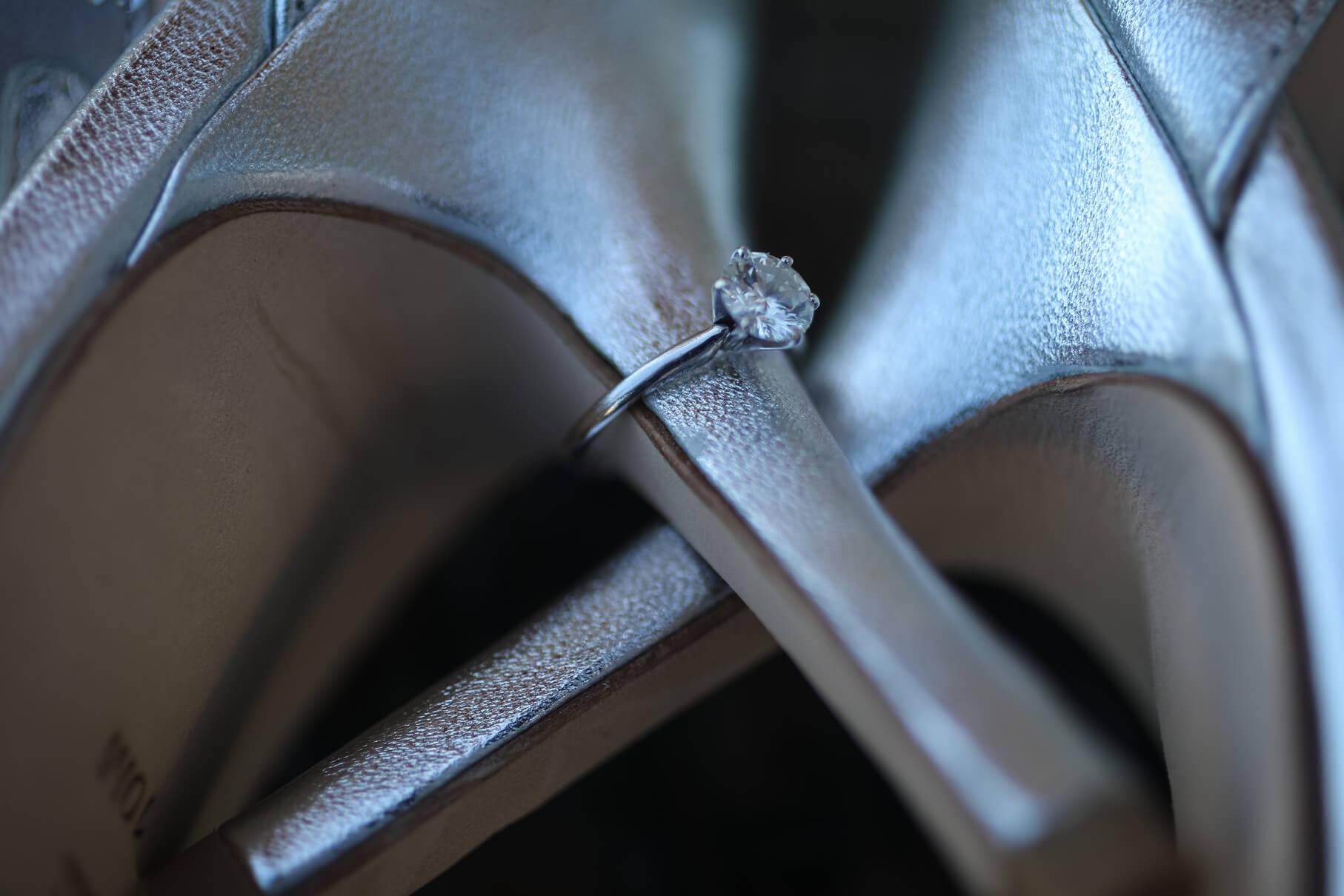 Wedding Shoes Crescent Beach Club (10)