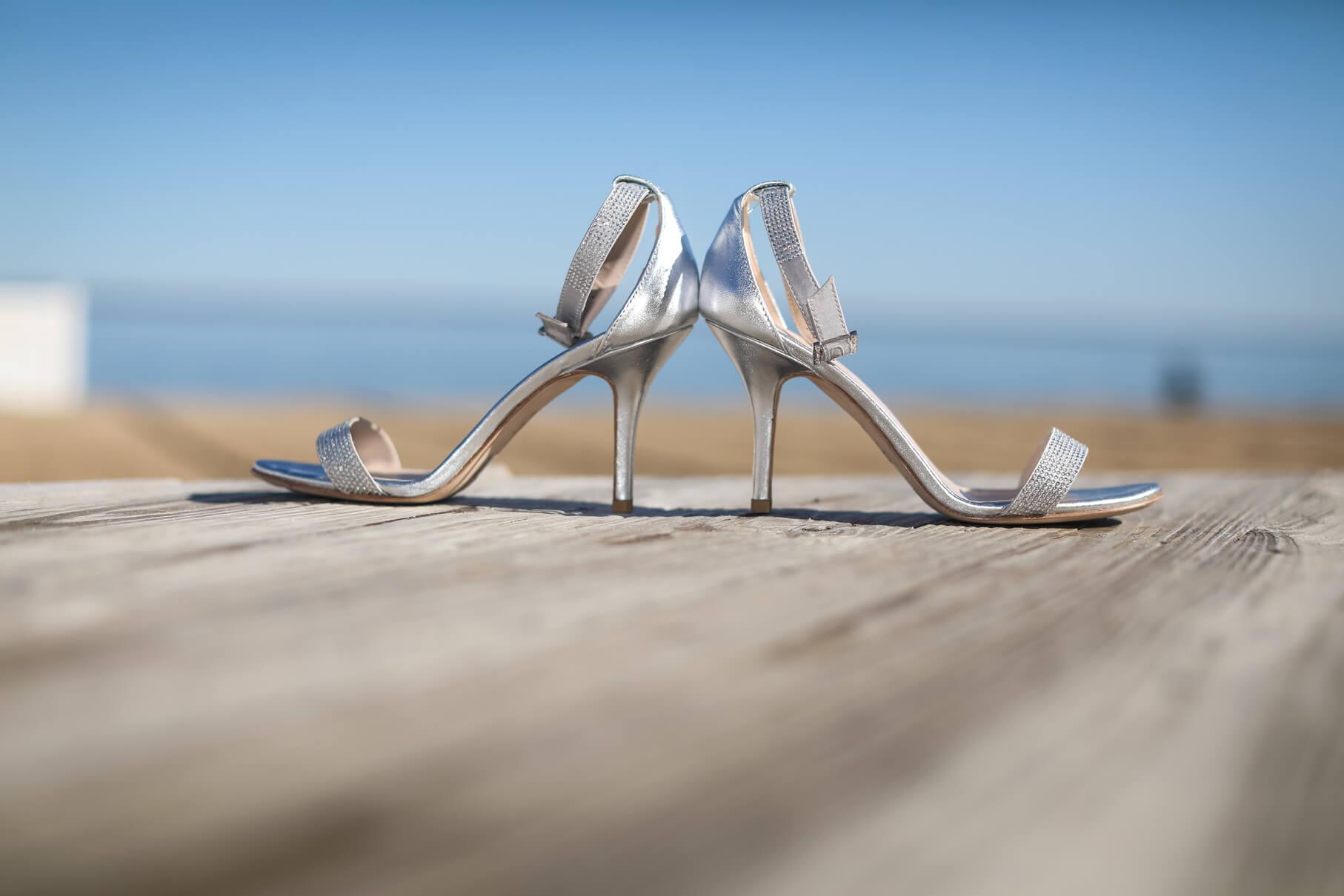 Wedding Shoes Crescent Beach Club (3)