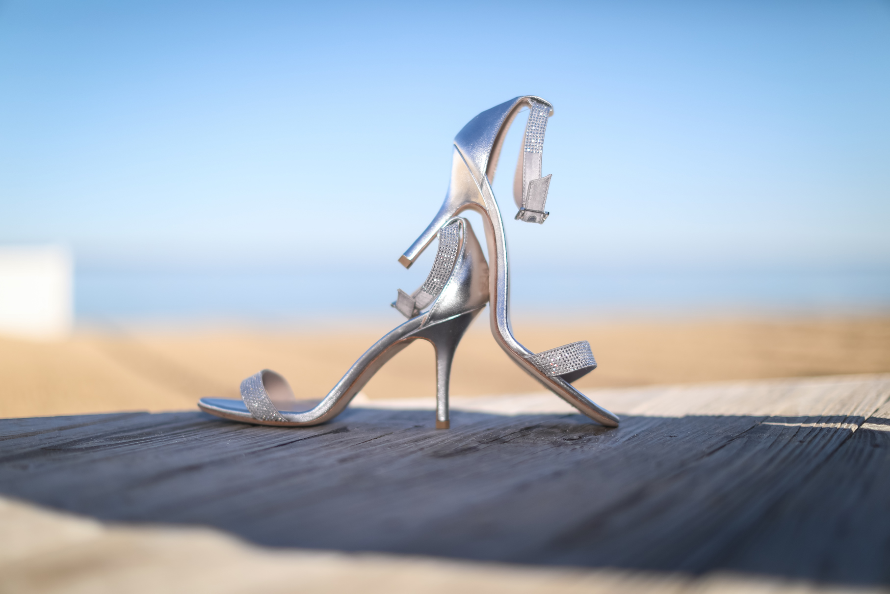 Wedding Shoes Crescent Beach Club (5)