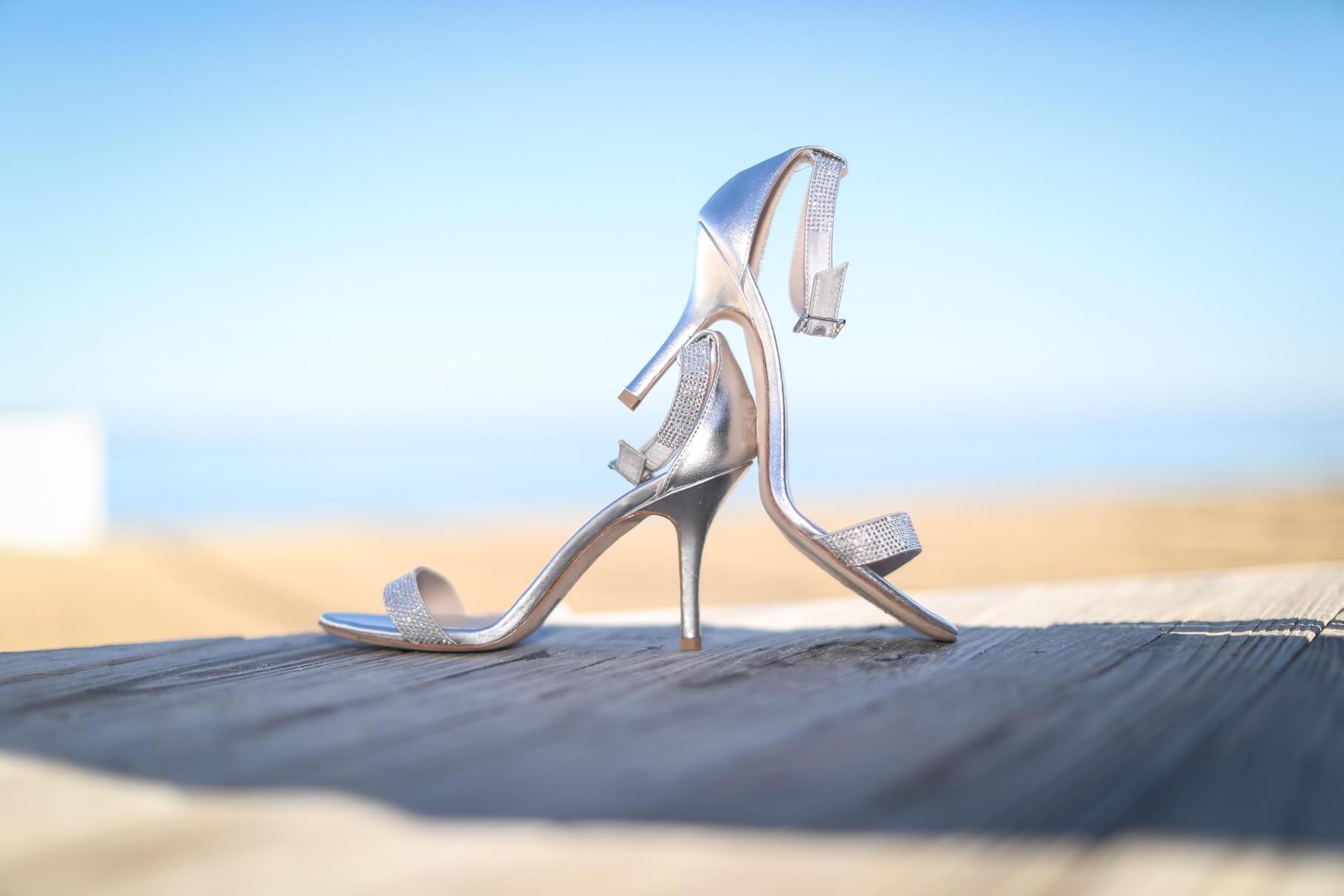 Wedding Shoes Crescent Beach Club (7)
