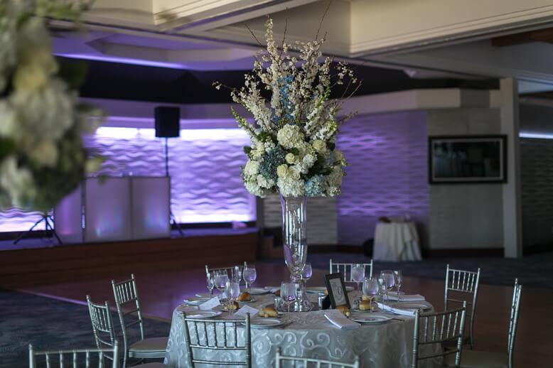 ballroom tables Crescent Beach Club (3)