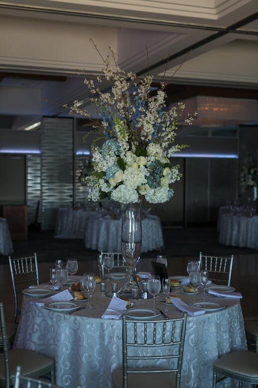 ballroom tables Crescent Beach Club (7)
