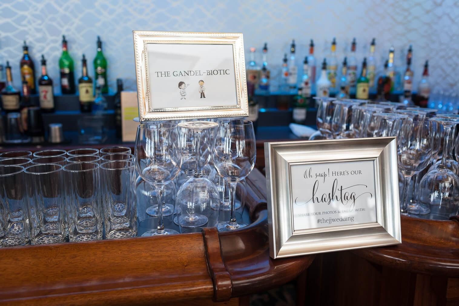 bar signs crescent beach club