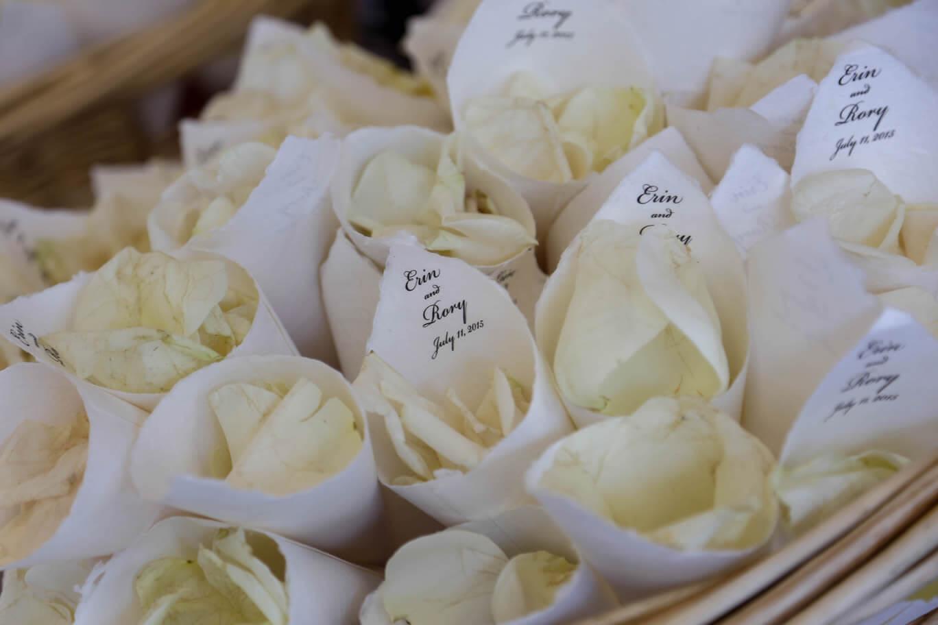 rose petal conest
