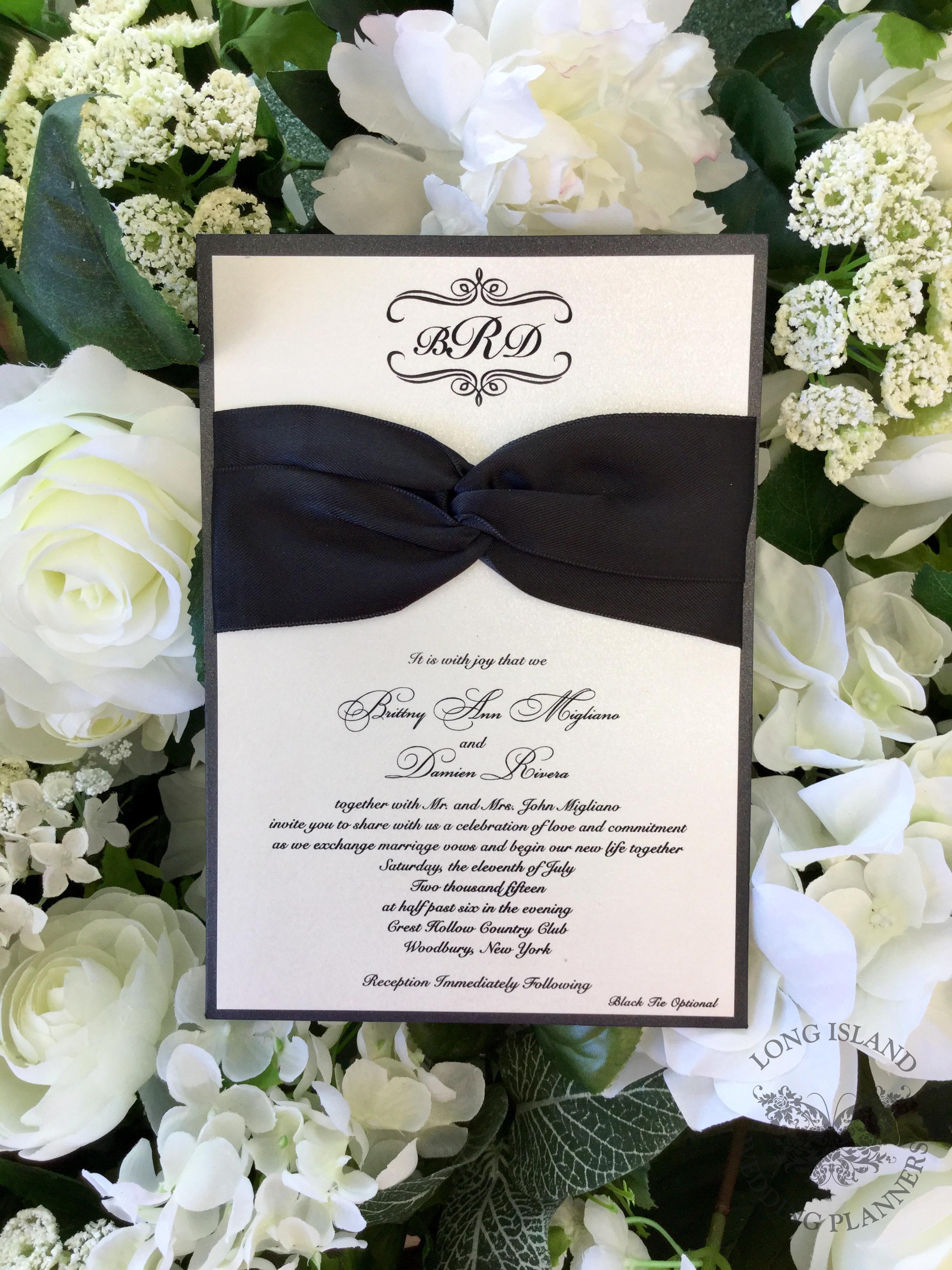 IVORY WITH BLACK RIBBON INVITATION_watermark